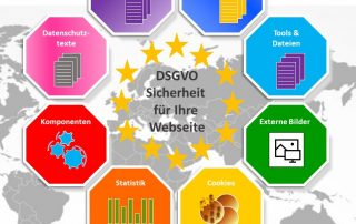 DSGVO-Software für Websites